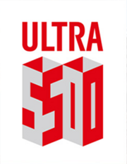 Ultra 50th logo