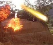 King Dainas Fireball