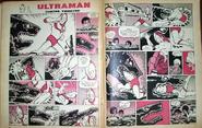 Yamaton vs Ultraman
