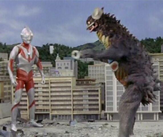 File:Ultraman gyango ruffian from outerspace 19660925.jpg