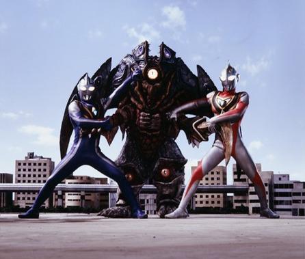 File:Agul & Gaia vs Kaiju.jpg