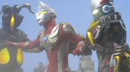 Max vs Zetton X Zetton Armor
