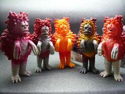 Garamon toys