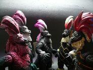 Geronimon toys