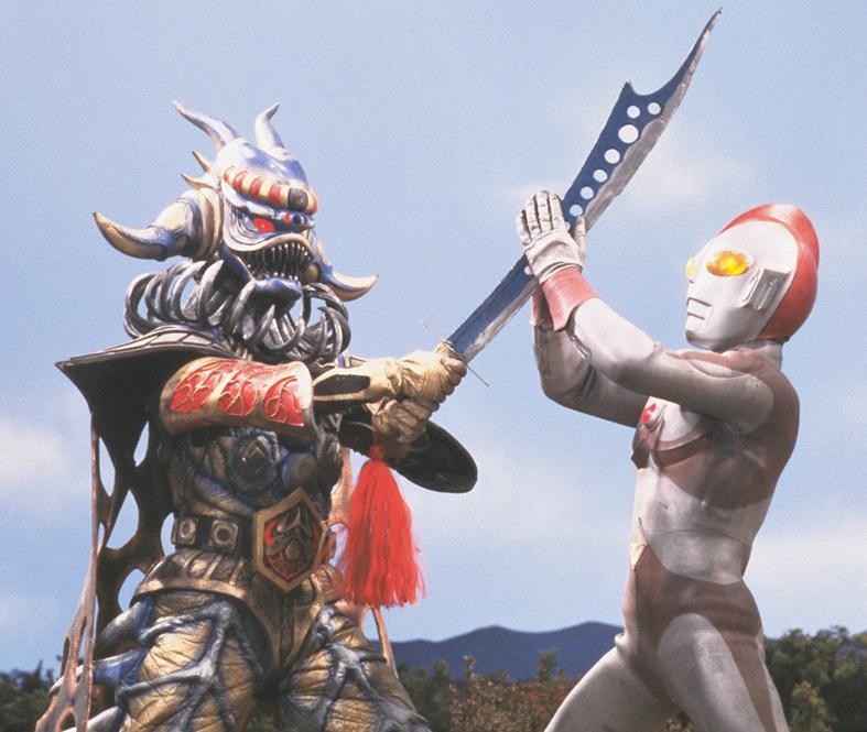 The Female Warrior Of Ultra Ultraman Wiki Fandom
