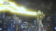 Ultraman X Eleking Shock Wave
