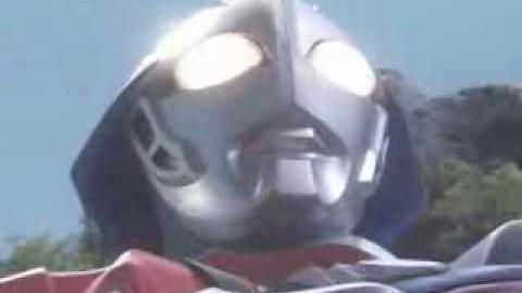 Ultraman Nexus and Mephisto vs Dark Mephisto Zwei