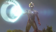 Ultraman X Purifying Wave