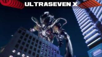 The U.S. Premiere of Ultraman Seven X June 5th on TOKU!
