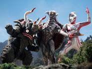 Bogar v Ultraman Mebius Miclas