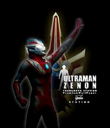 Ultraman Zenon pic