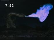 Natsunomeryu Blue flames