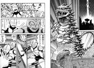Ultraman Earth Bemular