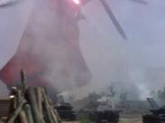 Military attack
