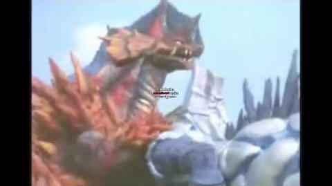 Clone Wars! Clone Sildron vs Clone Silvergon vs Neosaurus vs Ultraman Dyna