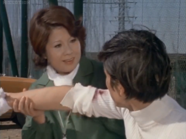File:Ultra Mother's human form and Kotaro.png