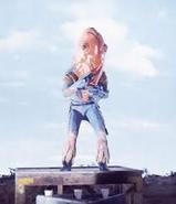 Alien Metron Jr.