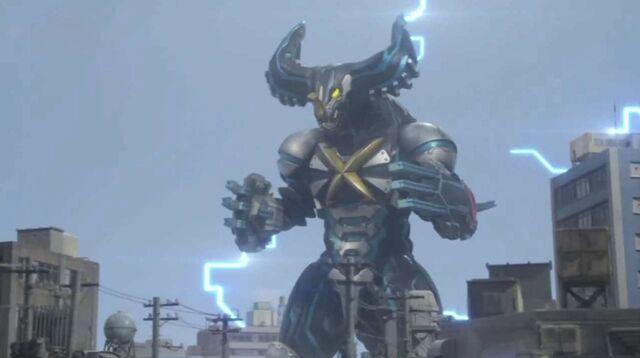 File:Ultraman X-Cyber Gomora Screenshot 004.jpg