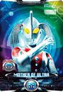 Ultraman X Mother of Ultra Card