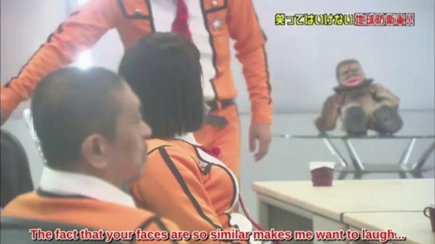 (6 10) No Laughing Earth Defense Force (English Subtitles)