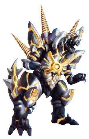 File:Cyber Thunder Darambia Render.png