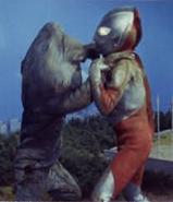 Jamila v Ultraman