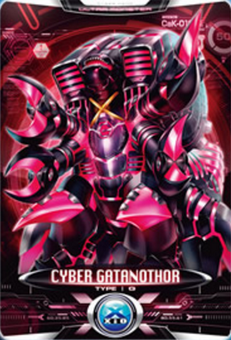 File:Ultraman X Cyber Gatanothor Card.PNG