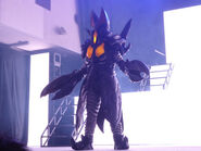 Zetton Alien Baltan costume