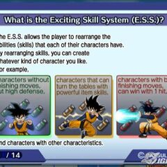 Exciting Skill System