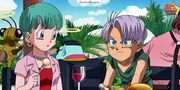 Trunks and Bulma