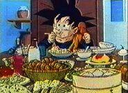 Goten eating-1-