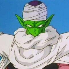 Piccolo prepares to fight Android 17