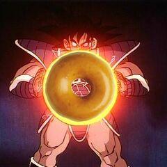 Gohan: HOLY SHIT BEST DONUT EVER