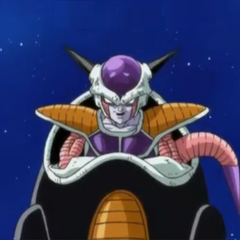 Frieza in the 13th <i>DBH</i> promo