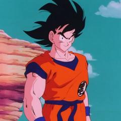Hi guys! Im Goku!!