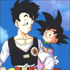 Goten? do you want it to end?