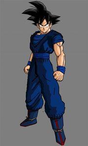 Goku X