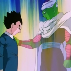 Dude, its piccolo dying! CASE CLOOOOOOOOSED!...and he spends his last momments with gohan
