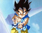 GT Kid Goku