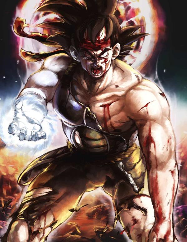 sức mạnh của Bardock