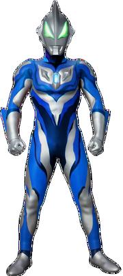 Ultraman Seed Light Aerial Mode