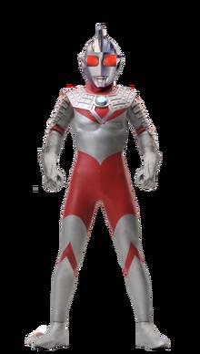 Ultraman Legacy Astro LD