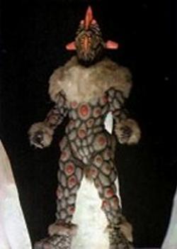 Alien Nackle mebius - ultra series