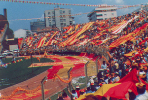 Galatasaray Fans old school