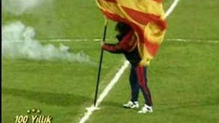 1996 Galatasaray - Fenerbahçe - Graeme Souness