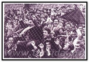 Torcida Split 1950