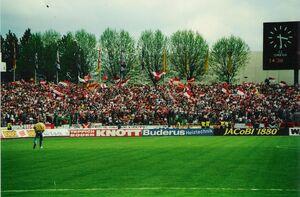 Duisburg-SC Freiburg
