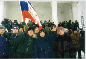 СКА Екатеринбург в Первоуральске 1998