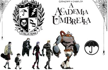 572440-umbrella academy wallpaper by mcrmysmurf