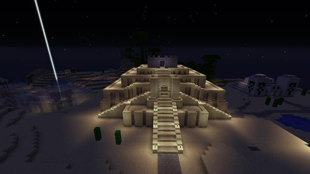 File:Ziggurat at night.png